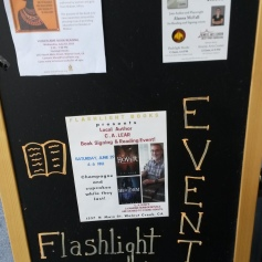 Flashlight Books Events