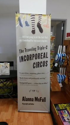 The Traveling Triple-C Incorporeal Circus