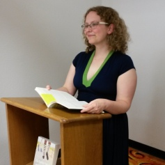 Alanna McFall at Flashlight Books